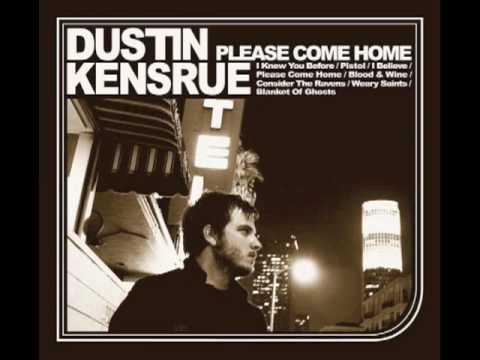 Dustin Kensrue - Blanket Of Ghosts