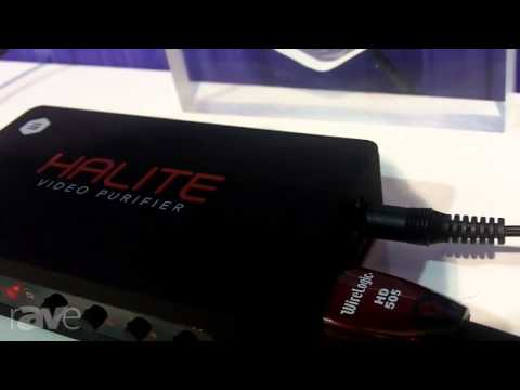 CEDIA 2013: SALT Shows its Halite Video Purifier