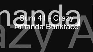 Watch Sum 41 Crazy Amanda Bunkface video