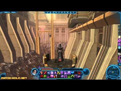 SWTOR - Corellia Datacrons - Part 2