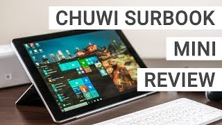 Chuwi SurBook Mini Review - An Almost Perfect Surface Clone?