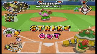 Mario Superstar Baseball Challenge Part 35: Flagged For Bad Play
