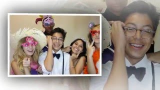 La Princesa Sweet 16 Photo Booth Pictures