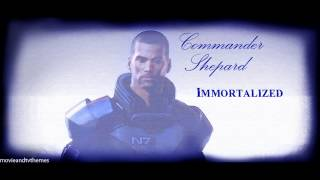 Mass Effect 3 EC OST - Immortalized [Extended Version - Control]
