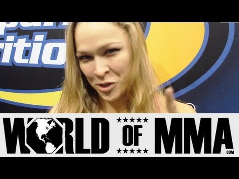 Ronda Rousey Wants To Know: What Kind of Person Are You?