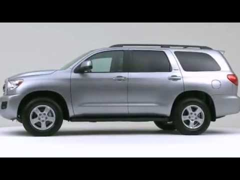 2012 Toyota Sequoia Video