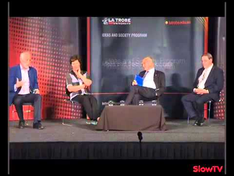 Mental Health in Australia. With Patrick McGorry and Allan Fels