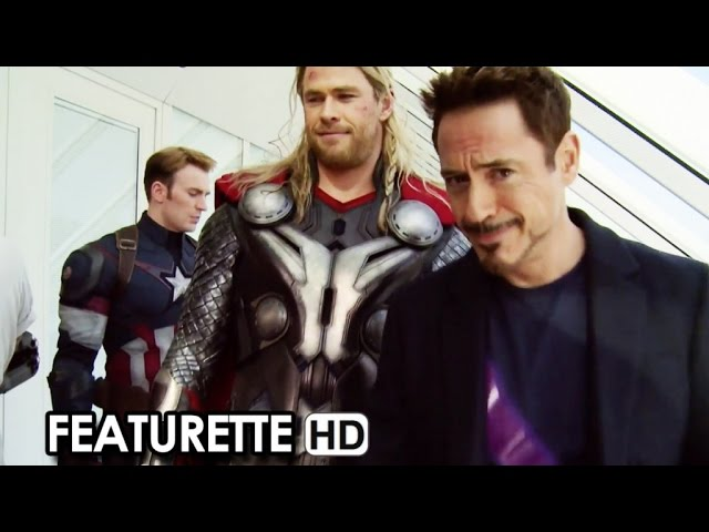 Avengers: Age of Ultron Featurette 'Re-Assembled' (2015) - Avengers Sequel Movie HD