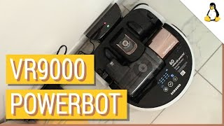Samsung Powerbot VR9000: la recensione di HDblog.it
