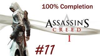 """Assassin's Creed 1"", HD walkthrough (100% + Subtitles), Memory Block 6 - Robert de Sable (Arsuf)"