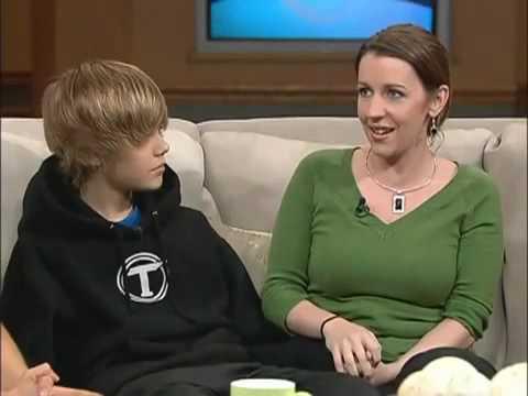 Justin Bieber 14. Justin Bieber - Interview Aged