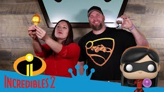 The Incredibles 2 Pop! & Mystery Minis Unboxing!