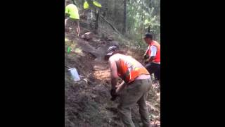 Dirt Art Trail builders