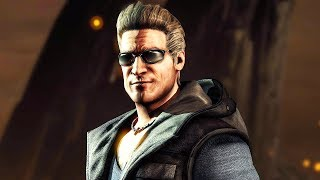 Mortal Kombat X & 11 All Johnny Cage Dialogue Intros and Character Banters