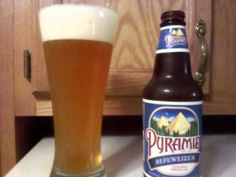 Pyramid Hefeweizen Beer Review