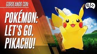 Pokémon: Let's Go, Pikachu! - Gordeando | 3GB Casual