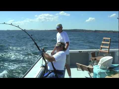 PEI Giant Bluefin Tuna 2012 - Team Lonestar