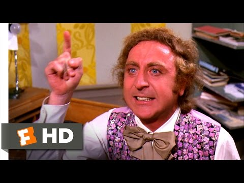 Willy Wonka & The Chocolate Factory - You Lose! Good Day Sir! Scene (10/10)   Movieclips