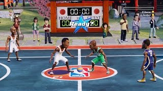 NBA Playgrounds [Switch] - Competitive Tokyo Tournament Gameplay (Direct-Feed Switch Footage)
