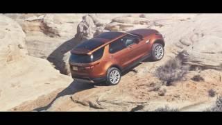 Land Rover Discovery 2017: Lo probamos en Utah