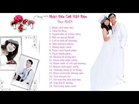 Liên khúc nhạc đám cưới hay nhất cho ngày hạnh phúc ! thumbnail