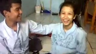 hebooh!!tersebar Video Mesum Full time  Pelajar SMPN 4 Jakarta bikin Gegerr