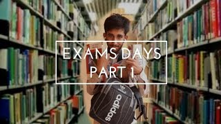 EXAMS DAYS | Types of people during exams | part 1