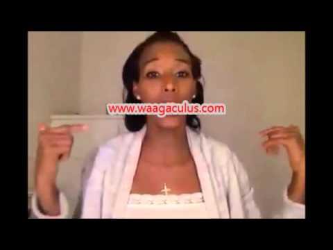 Naag Somali Ah Oo Gaalowday video