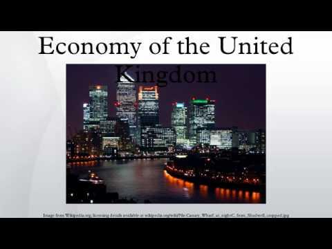Economy of the United Kingdom