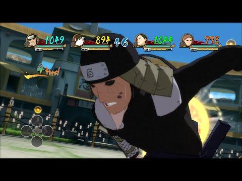 Naruto Storm Revolution - Ninja World Tournament Walkthrough Part 31 (A Rank Preliminaries)
