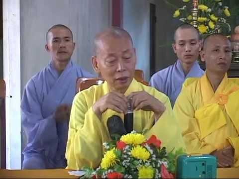 Niệm Phật (Giảng Tại Chùa Phú Sơn)