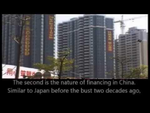 Chinese Real Estate Crash