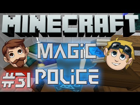 Minecraft Magic Police #31 - Blown Away (yogscast Complete Pack) video