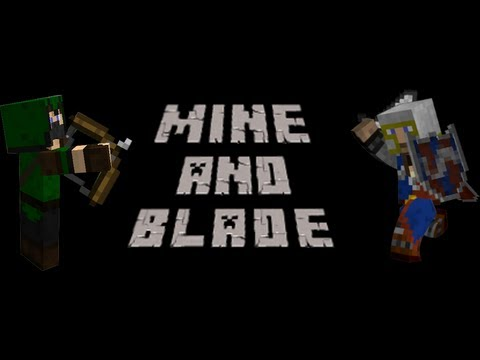 Como Usar las 2 manos en Minecraft: Mine and Blade 2 Battlegear Mod Review