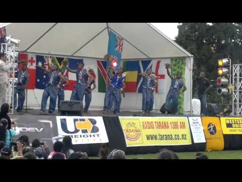 Fiji Bula Festival with Indian/Bollywood Fusion Meke by The Fiji ...