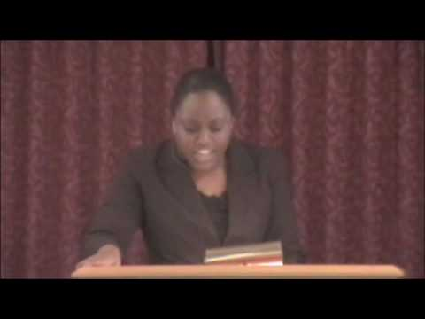 Kimberly Bulgin Preaching - Second Exodus Conclusion