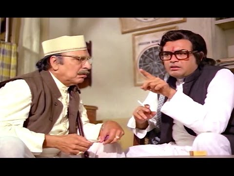 Sanjeev Kumar Deceives The Landlord