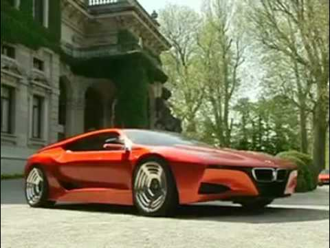 BMW talks about the M1 Hommage Concept