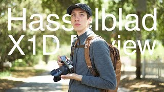 Hasselblad X1D Review | Part 1
