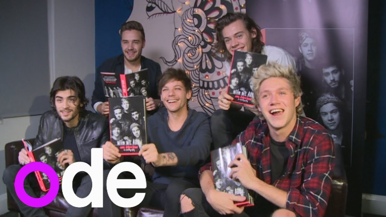 Exclusive One Direction Photos Exclusive One Direction Who