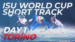 ISU World Cup Short Track | Torino 2019 Day 1