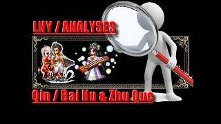 FFBE ANALYSES : Qin - Bai Hu & Zhu Que / Devez vous PULLS ?