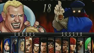 SFC X 第8戦 ファイティングレイヤー(Fighting Layer)