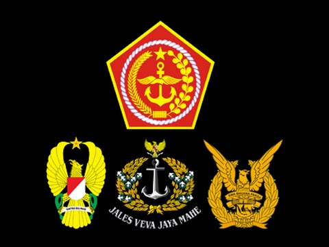 Indonesia Military March Songs (Army, Navy, Air Force)