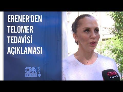 Sertab Erener'den telomer tedavisi açıklaması