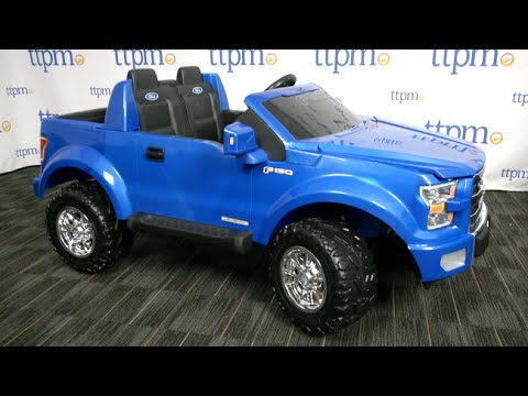 power wheels ford f 150 from fisher price youtube. Cars Review. Best American Auto & Cars Review