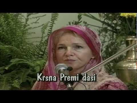 Krishna Premi Dasi - Memories Of Srila Prabhupada video