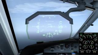 Majestic DHC-8 Q400 Pro HUD - Heads-Up and Hands-On 4K