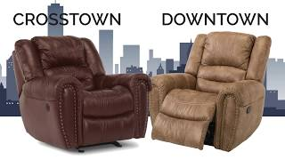 Flexsteel - Crosstown and Downtown Collection at Big Sandy Superstore.