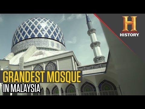 Masjid Sultan Salahuddin Abdul Aziz Shah: Grandest Mosque in Malaysia   My Mosque